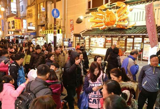 画像: 中国人に大人気のかに道楽 http://thutmose.blog.jp/archives/55202256.html