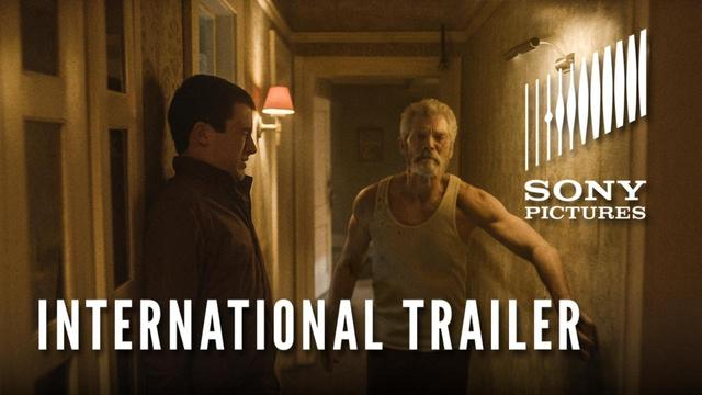 画像: DON'T BREATHE - International Trailer youtu.be