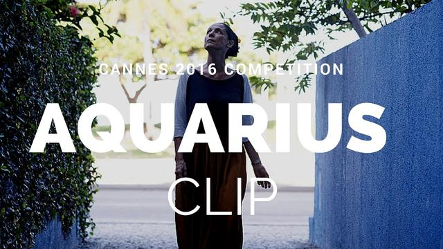 画像: AQUARIUS - Kleber Mendonça Filho Film Clip (Cannes 2016 Competition) youtu.be