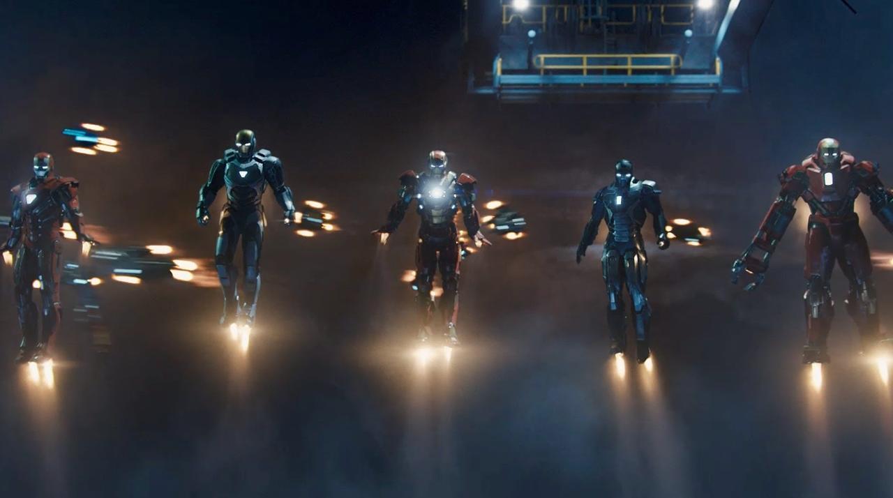 画像: 『アイアンマン3』 Iron Man 3 -- Official Trailer UK Marvel | HD youtu.be