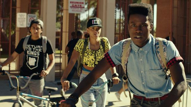 画像: DOPE - Official Movie Trailer - #DOPEMOVIE in theaters - June 19! youtu.be