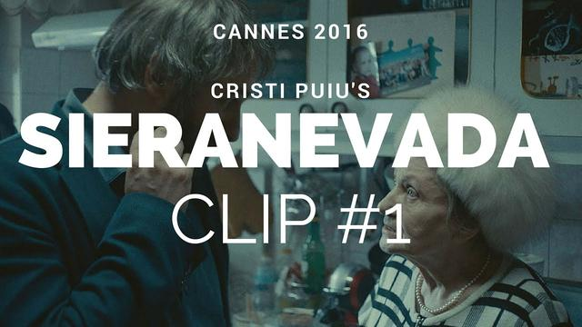画像: SIERANEVADA - Cristi Puiu Film Clip\Teaser (Cannes 2016 Competition), ENG SUBTITLES youtu.be