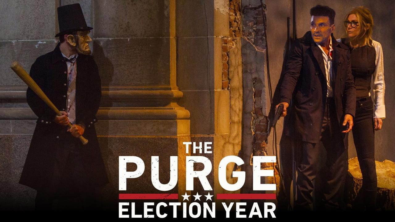 画像: The Purge: Election Year - Official Trailer 2 (HD) youtu.be