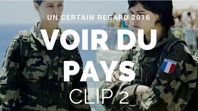 画像: THE STOPOVER (VOIR DU PAYS) - Film Clip 2 (UN CERTAIN REGARD 2016) Eng Subtitles youtu.be