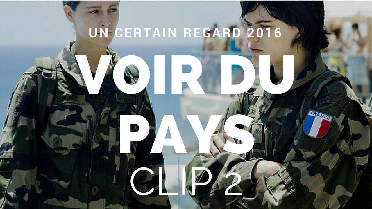 画像: THE STOPOVER (VOIR DU PAYS) - Film Clip 2 (UN CERTAIN REGARD 2016) Eng Subtitles youtu.be