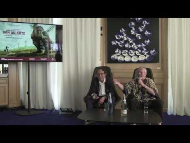 画像: THE MAN WHO KILLED DON QUIXOTE - PRESS CONFERENCE - May 18th - Cannes Film Festival youtu.be