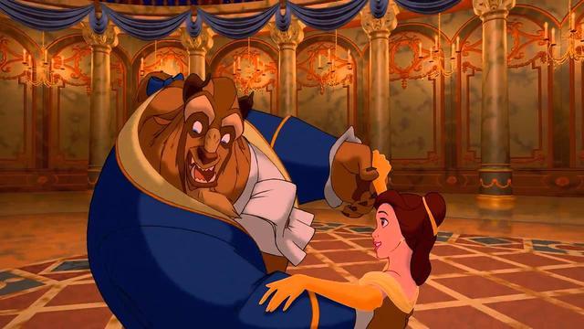 画像: Beauty and the Beast - Tale As Old As Time [HD] youtu.be