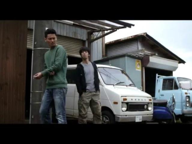 画像: 映画『ケンとカズ』予告編 youtu.be