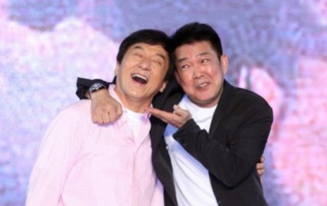 画像: ジャッキー・チェンと盟友ユン・ピョウが暴露合戦!「死にか... -- RecordChina
