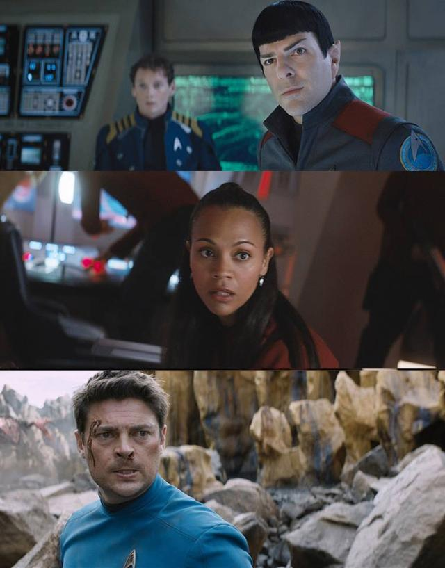 画像: https://www.facebook.com/startrekmovie.jp/?fref=ts (C)2016 PARAMOUNT PICTURES. ALL RIGHTS RESERVED.