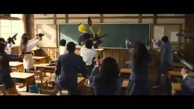 画像: Assasination Classroom (Ansatsu Kyoushitsu) Live Action Trailer [HD] youtu.be