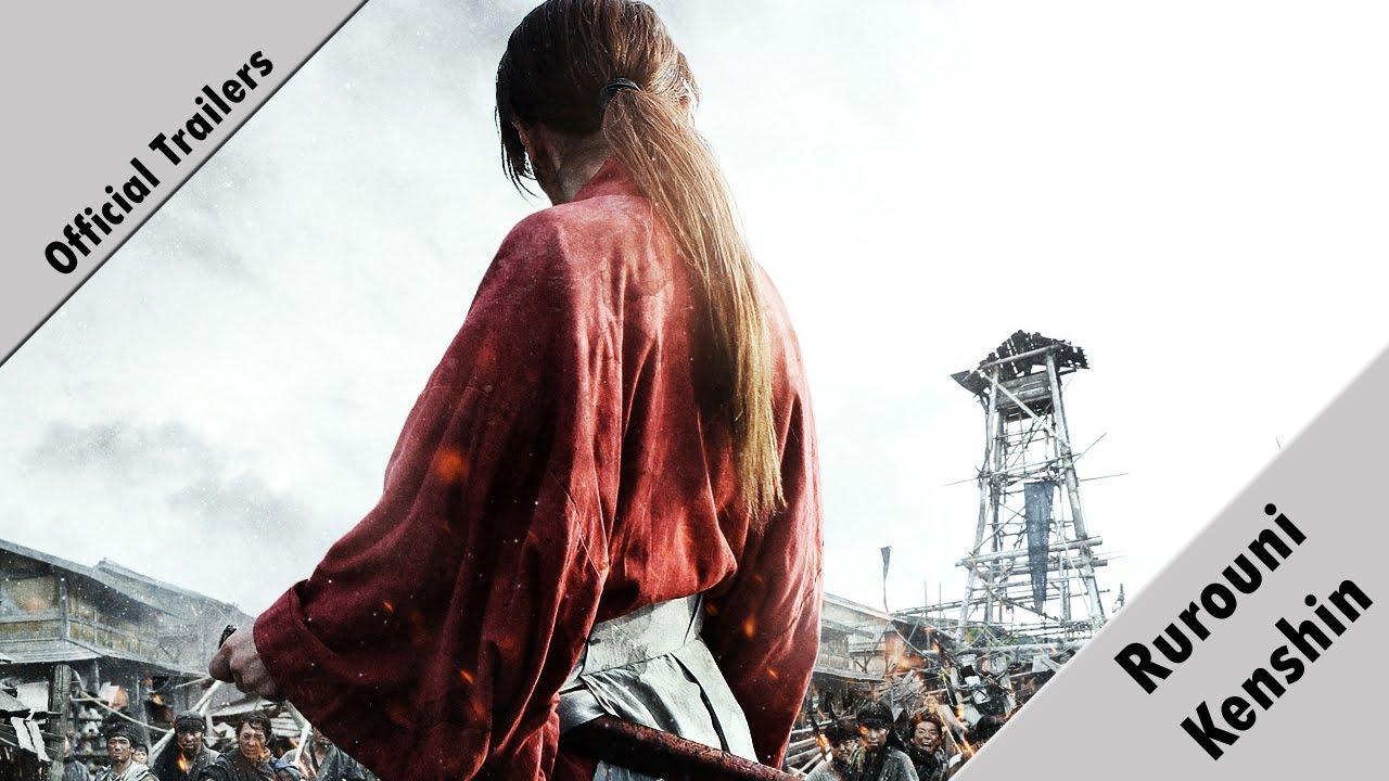 画像: Official Trailers - Rurouni Kenshin Trilogy youtu.be