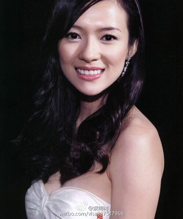 画像: チャン・ツィイー http://m.weibo.cn/1779850265/3980051307024954?uicode=10000002&moduleID