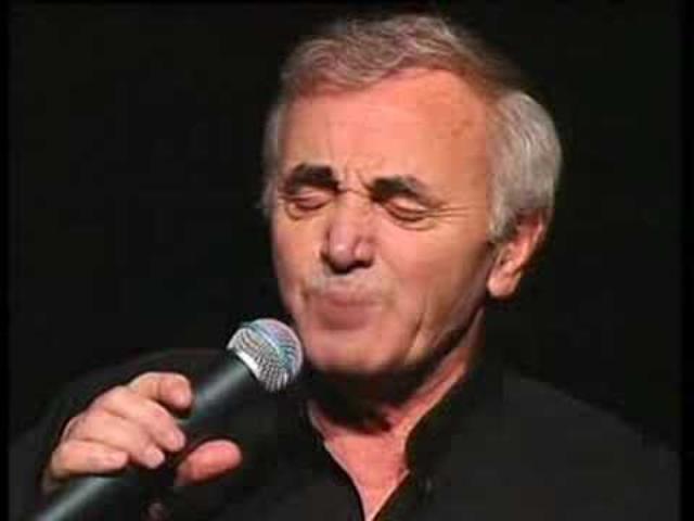画像: Charles Aznavour - Toi et moi youtu.be