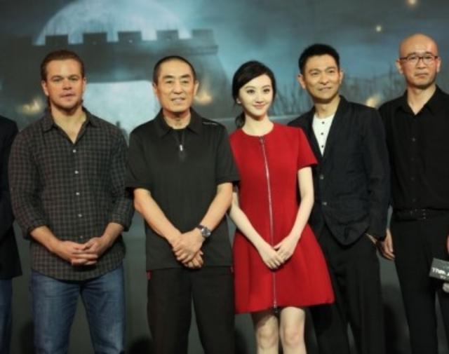 画像: マット・デイモン出演、チャン・イーモウ監督「長城」がイス... -- RecordChina