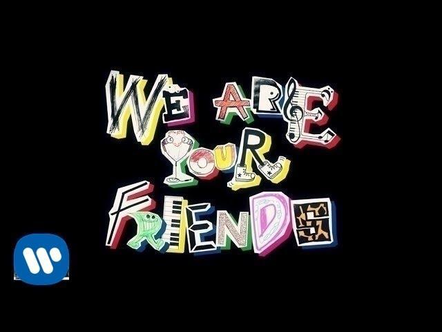 画像: KSUKE - WE ARE YOUR FRIENDS feat. George Horga Jr. (Official Lyric Video) youtu.be