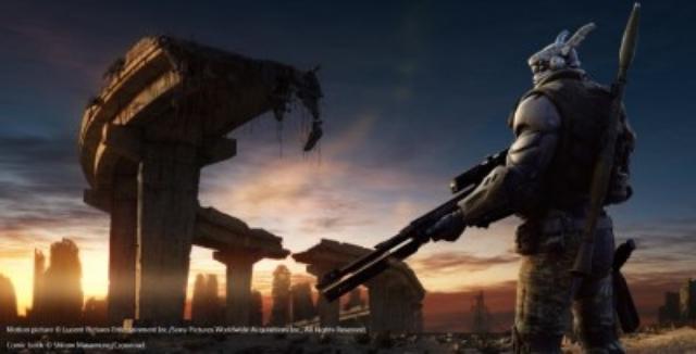 画像: のうてい子攻殻機動隊の士郎正宗原作、3DCG超大作「アップルシードα」が... -- RecordChina