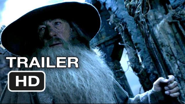 画像: 『ホビット』 The Hobbit Official Trailer #1 - Lord of the Rings Movie (2012) HD youtu.be