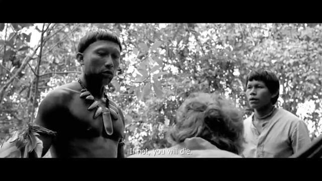 画像: Embrace Of The Serpent - International Trailer youtu.be