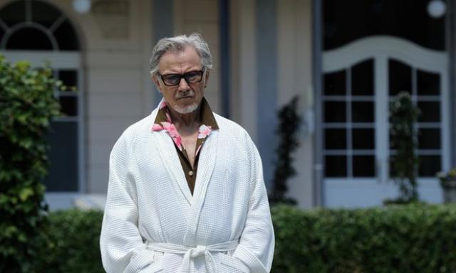 画像: 役者として遠回りをしながら、いつの間にか、実年齢も77歳にもなっていたハーヴェイ・カイテル