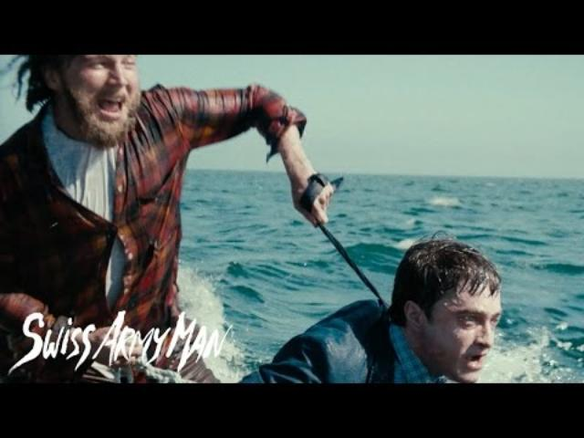 画像: Swiss Army Man | Montage of 'Montage' | Official Lyric Video HD | A24 youtu.be