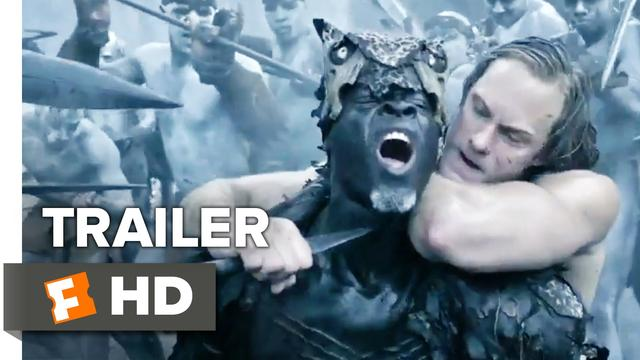 画像: The Legend of Tarzan Official IMAX Trailer (2016) - Margot Robbie, Alexander Skarsgård Movie HD youtu.be