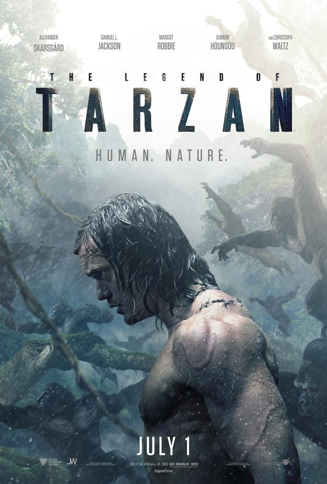 画像: The Legend of Tarzan http://collider.com/the-legend-of-tarzan-new-trailer-alexander-skarsgard-margot-robbie/