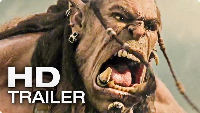 画像: 『ウォークラフト』 WARCRAFT Movie Trailer (2016) youtu.be