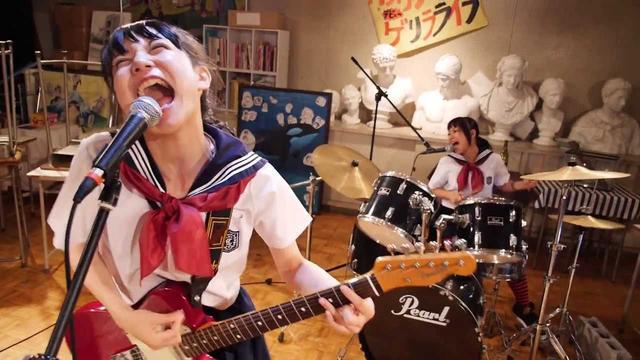 画像: 女青春パンクバンド 「パンストPUNK ROCK」 PV★パンク・ストライク youtu.be