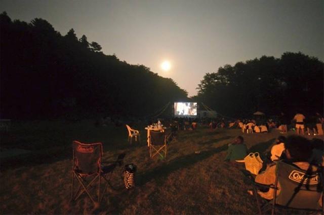 画像2: 湖畔の映画祭の特徴