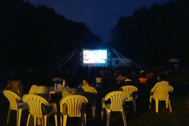 画像1: 夏!!!自然と一体になれる素敵な映画祭『湖畔の映画祭』開催!上映作品、ボランティア募集ですよ!
