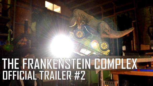 画像: Creature Designers - The Frankenstein Complex : Official Trailer 2 youtu.be