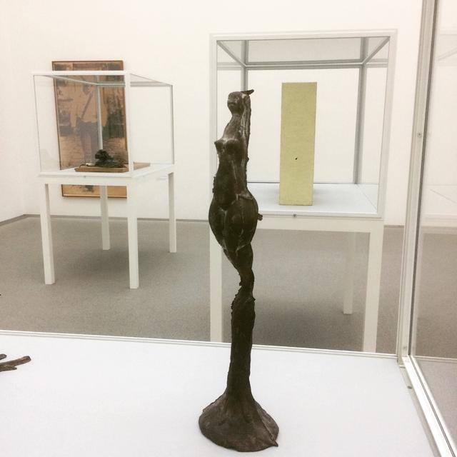 画像: at Sammlung Moderner Kunst in der Pinakothek der Moderne München(筆者撮影)
