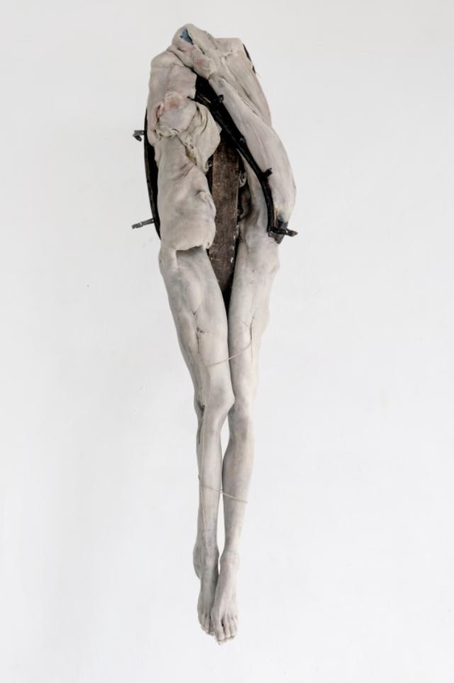 画像: BERLINDE DE BRUYCKERE, Invisible Love | 2011 © Sammlung René