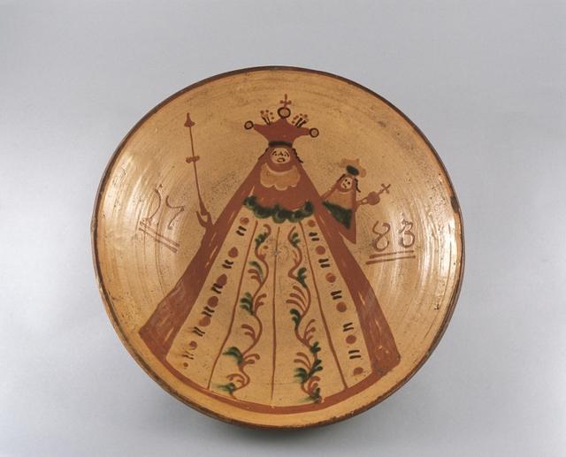 画像: ≪ハンガリー 王・王女文鉢≫1783年  アサヒビール大山崎山荘美術館蔵