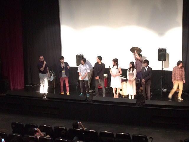 画像: 柴野監督、役者それぞれの個性を生かした映画制作をー[初日舞台挨拶] - シネフィル - 映画好きによる映画好きのためのWebマガジン