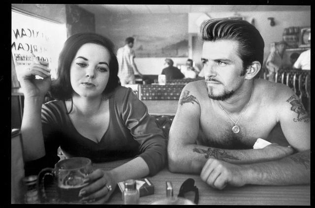 画像: ライダーのカップル 1961