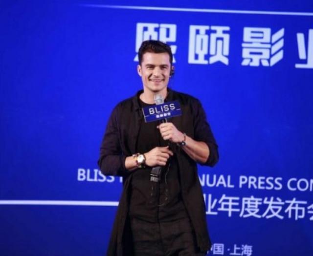 画像: オーランド・ブルームが中国に大接近!映画出演、制作会社設... -- RecordChina