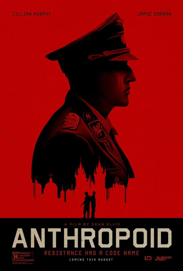 画像: http://www.flickeringmyth.com/2016/06/first-trailer-for-world-war-ii-drama-anthropoid-starring-cillian-murphy-and-jamie-dornan/anthropoid-poster/