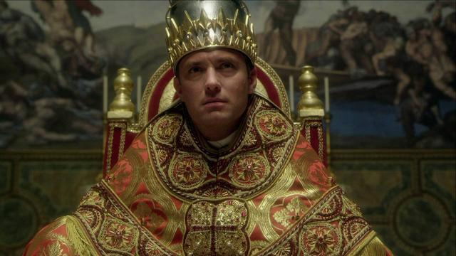画像: 'The Young Pope', first trailer youtu.be