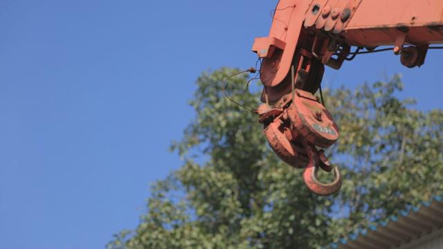 画像2: 『Crane Truck』場面