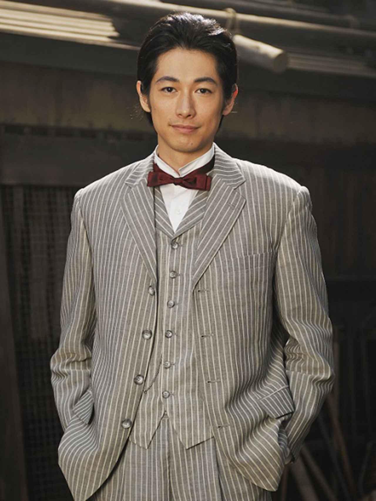 画像: ディーン・フジオカ http://trendy.nikkeibp.co.jp/welcome/welcome.html?http%3A%2F%2Ftrendy.nikkeibp.co.jp%2Farticle%2Fpickup%2F20150928%2F1066787%2F