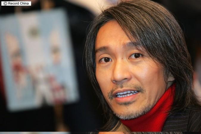 画像: 日本では映画『少林サッカー』などで知られる香港スターのチャウ・シンチー http://www.recordchina.co.jp/a45860.html