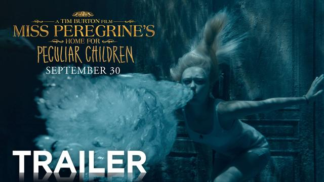 画像: Miss Peregrine's Home for Peculiar Children | Official Trailer 2 [HD] | 20th Century FOX youtu.be