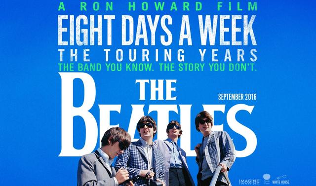 画像: THE BEATLES: EIGHT DAYS A WEEK - THE TOURING YEARS youtu.be