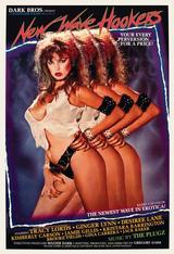 画像: New Wave Hookers『ニューウェイヴ・フッカーズ』のポスター。(日本未公開・ビデオ発売)1985 ※グレゴリー•ダーク監督。トレイシー・ローズ、ジンジャー・リンなどが出演した80年代ポルノの傑作。トレイシー・ローズが未成年で出演していたことが、のちに発覚しポルノ業界はFBIによる捜査やビデオの発売禁止などで大打撃を受けた。この作品はのちにトレイシー出演部分のみ削除してDVD化された。