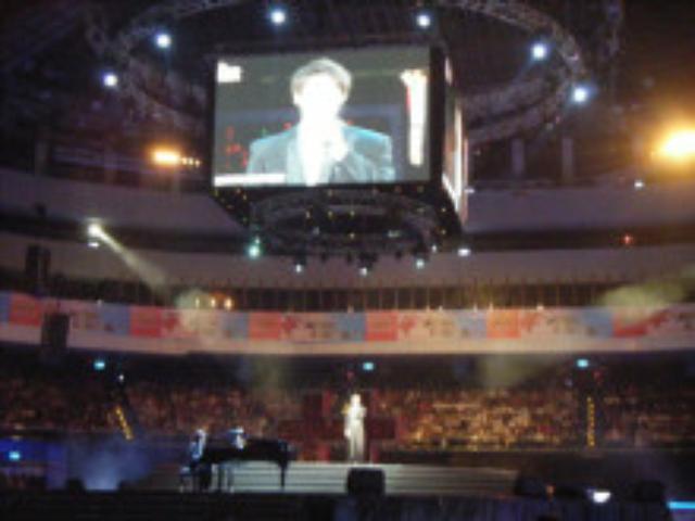 画像: 台北ドームでのイベント出演時の写真 http://ameblo.jp/takuyashanghai/entry-12163101328.html