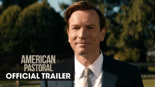 画像: American Pastoral (2016 Movie) - Official Trailer youtu.be