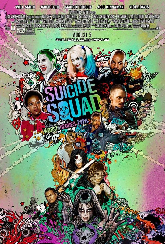 画像: https://www.facebook.com/SuicideSquad/