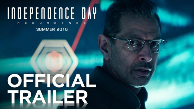画像: 映画『インデペンデンス・デイ:リサージェンス』Independence Day: Resurgence | Official Trailer [HD] | 20th Century FOX youtu.be